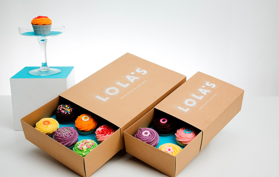 Design context blog: Tigerprint Giftbag - Cake packaging