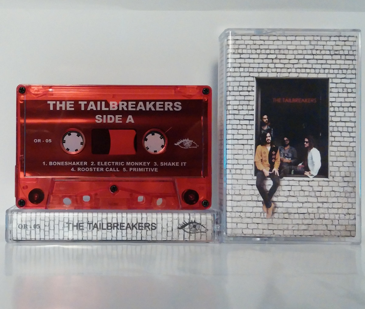 The Tailbreakers - s/t