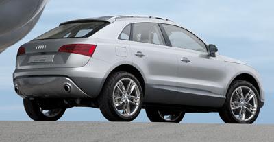 Audi Q3 and the Audi Q5