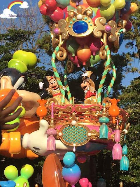 Tokyo Disneyland Daytime parade