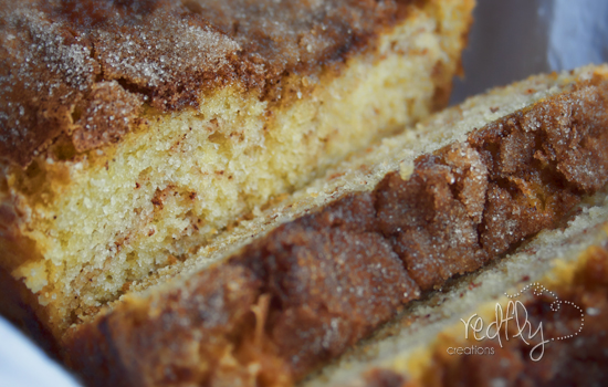 The first time I tried Amish cinnamon bread I fell in love. It was so ...
