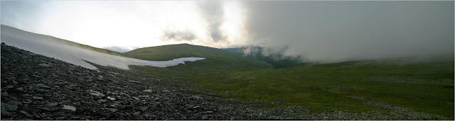 Поход на Отортен через Перевал Дятлова.