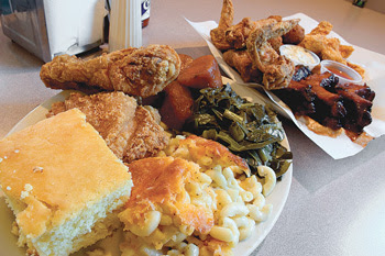 Southern with a twist what is soul food for African american cuisine