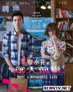 Tiền Đồ Rộng Lớn Của Tái Tiểu Hoa, What A Wonderful Life