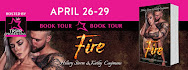 FIRE Release Tour & Giveaway