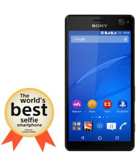 Untuk menjawab tantang tersebut, Sony melahirkan smartphone terbarunya yakni Sony Xperia C4 Dual.