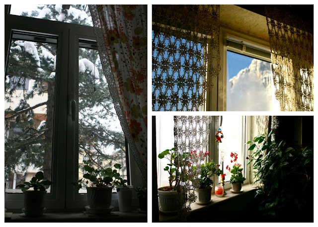 window views from Vratsa bulgaria