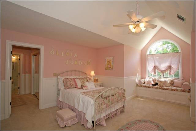 Habitaciones estilo vintage para ni as dormitorios - Houzz dormitorios ...