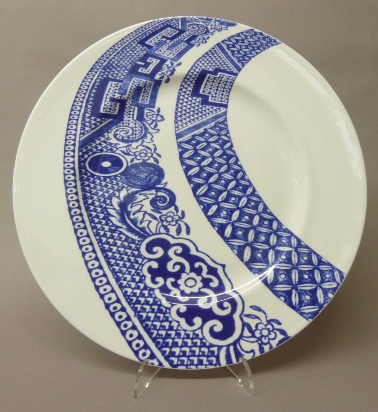 Secret lives of objects willow pattern take two Wedgewood designs