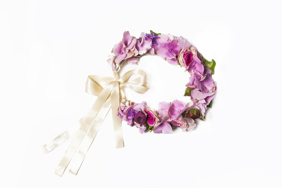El blog de malules coronas de flores - Coronas de flore ...