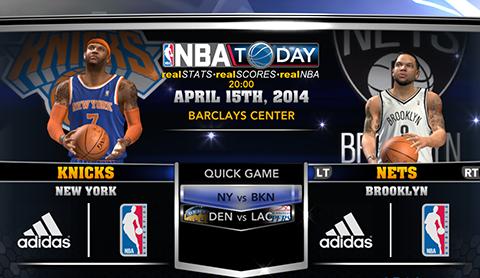 NBA 2K14 Pre-Playoffs Roster Update