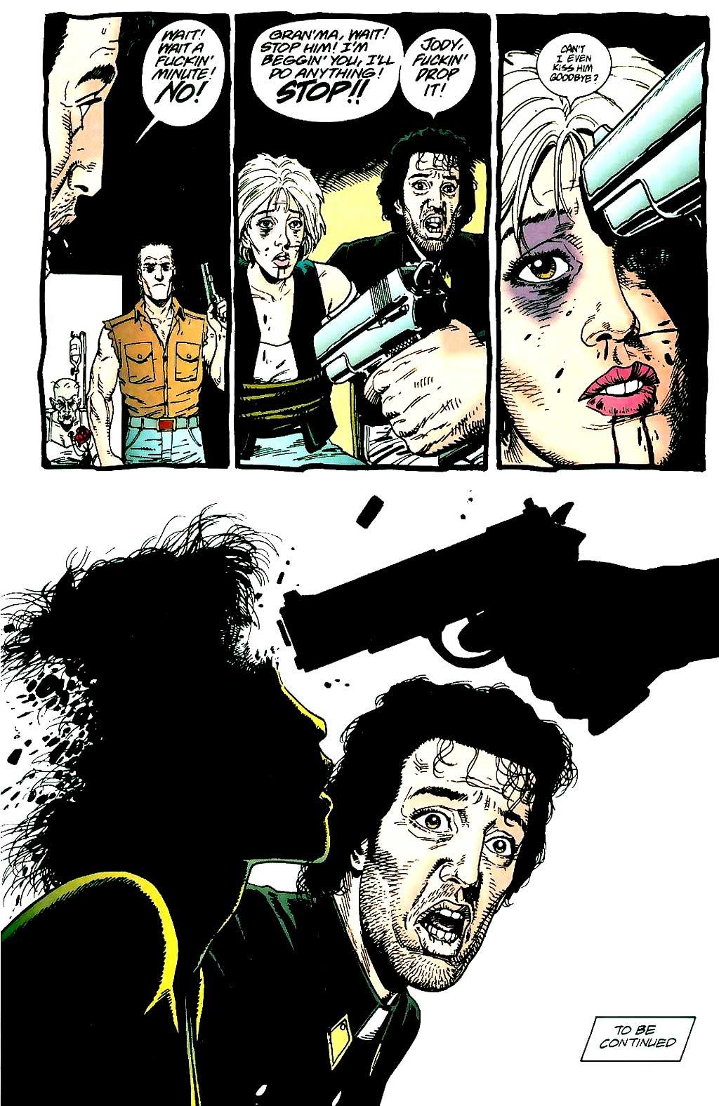 Najbrutalnija ubistva u stripovima Preacher2