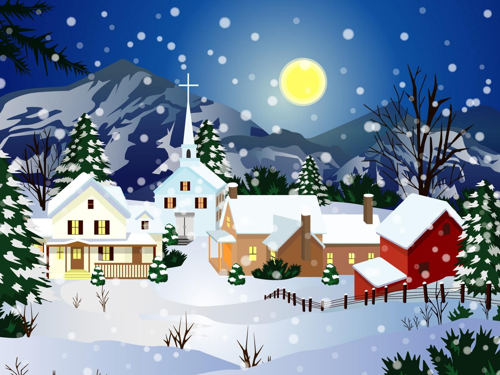 Revolution Wallpaper: Christmas Wallpaper