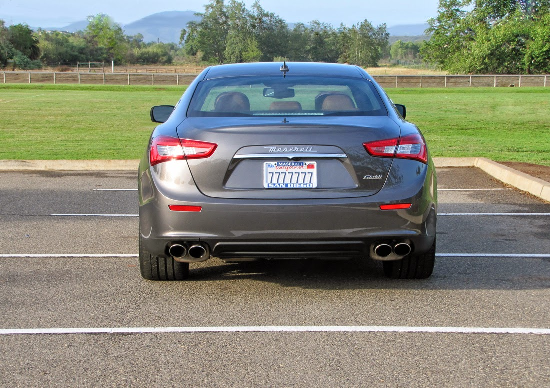 The Bell Curve of Life: Our Maserati Ghibli at 1 Year Old