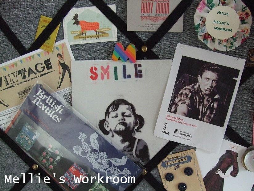 Mellie's Workroom