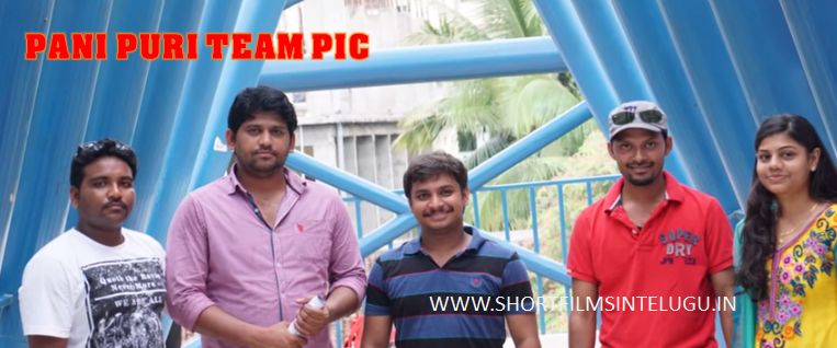 PANI PURI SHORT FILM TEAM IMAGES