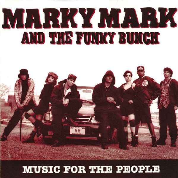 Marky Mark and the Funky Bunch - Good Vibrations (feat. Loleatta Holloway) - Album Single Cover