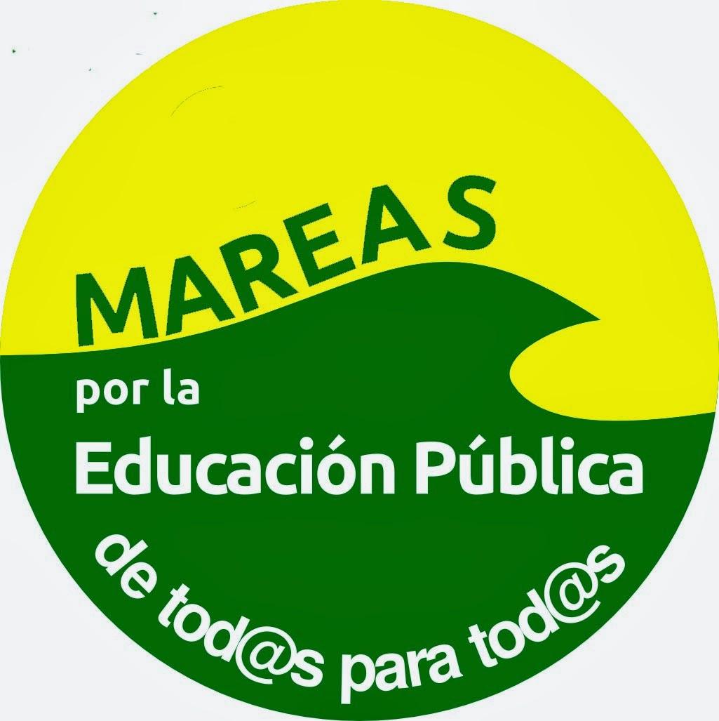 MAREAS POR LA EDUCACIÓN