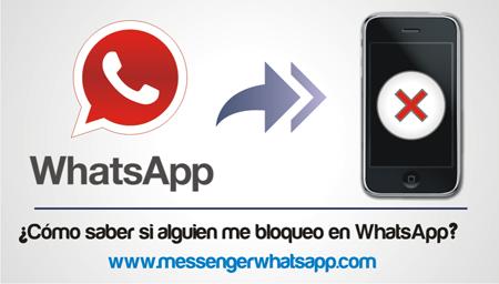 Entérate quienes de tus amigos te tienen bloqueado en WhatsApp
