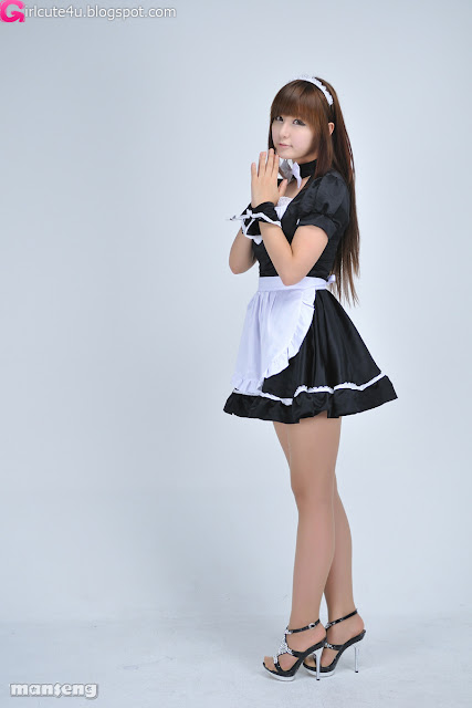 Ryu-Ji-Hye-Maid-08-very cute asian girl-girlcute4u.blogspot.com