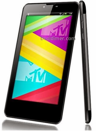 Swipe MTV Slash 4X Tablet