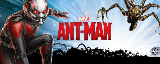 Banner Ant-Man