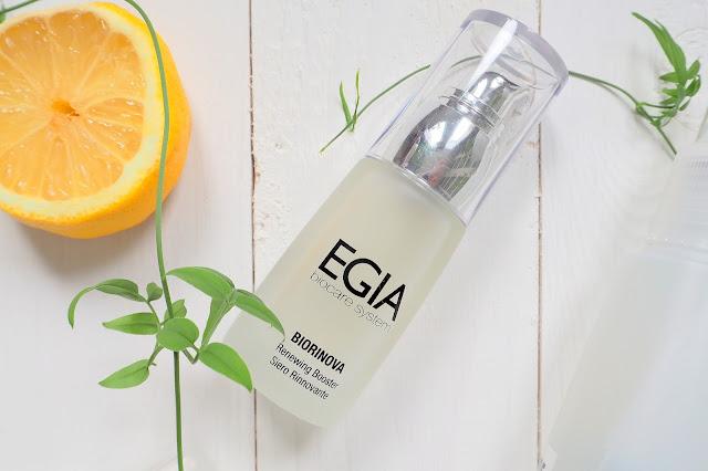 Активная обновляющая сыворотка Egia BioRinova Renewing Booster