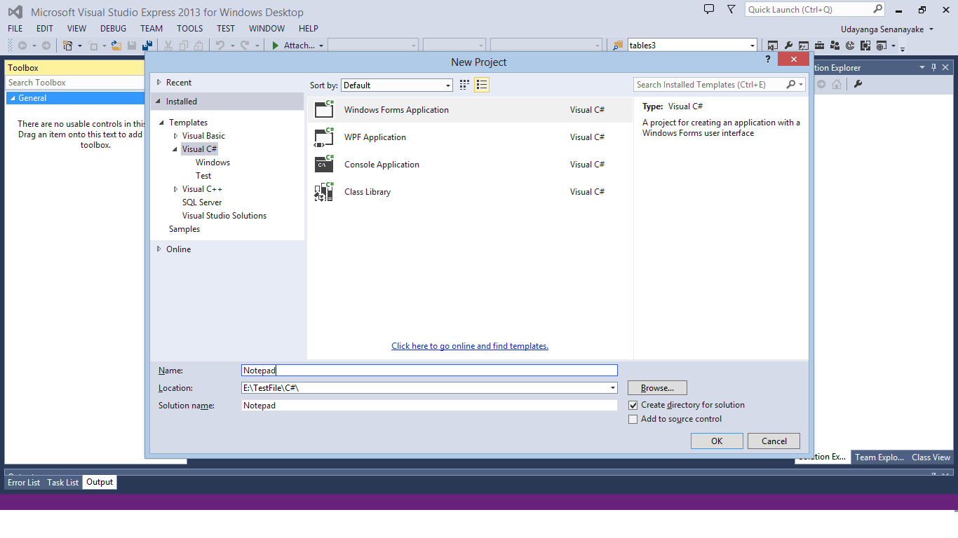 programming help make a menu bar for the notepad c