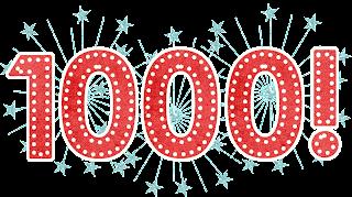 1000 публикации