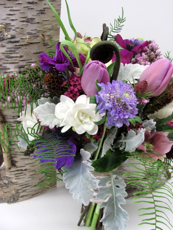 Wedding Flowers In Worcester : Worcester florists sprout rustic woodland wedding