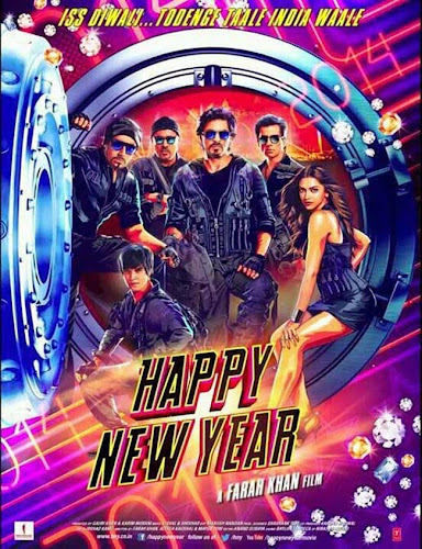 Happy New Year (2014) Movie Poster No. 3