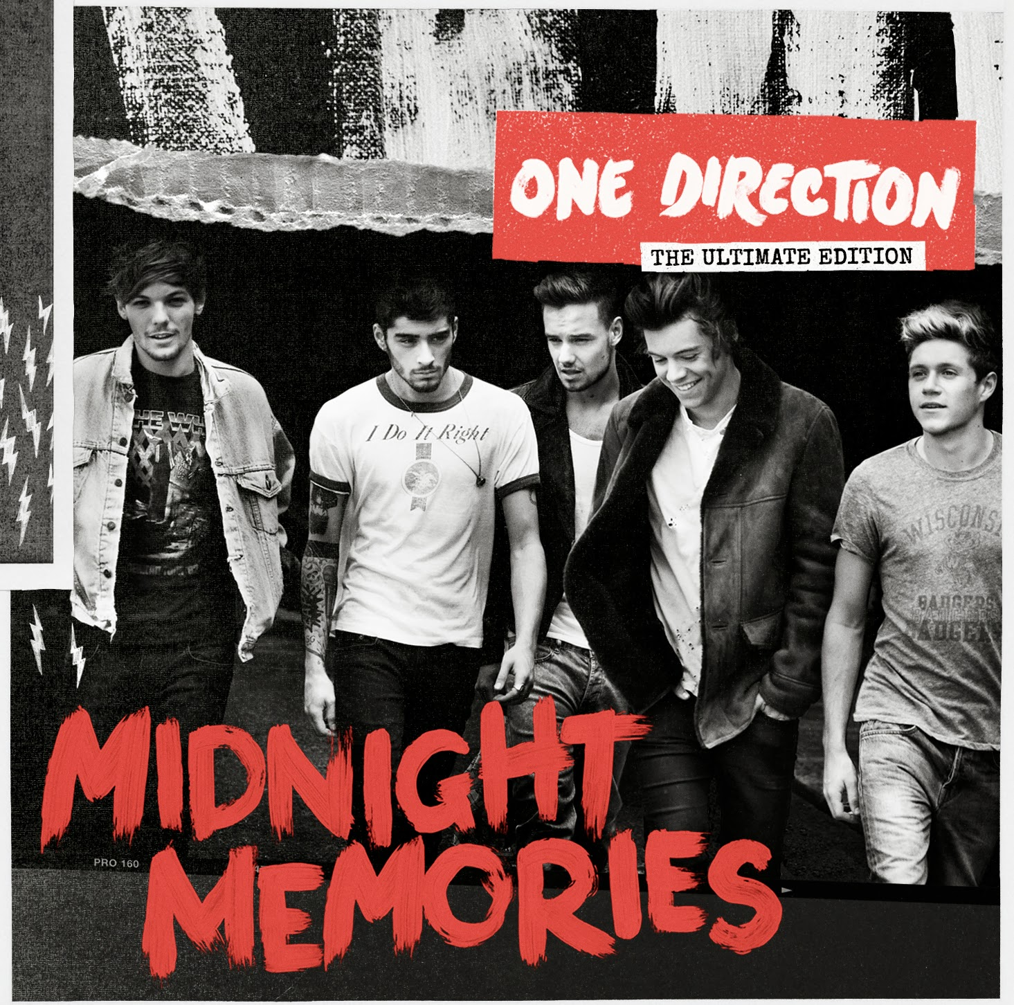 one direction midnight memoriesthe ultimate edition