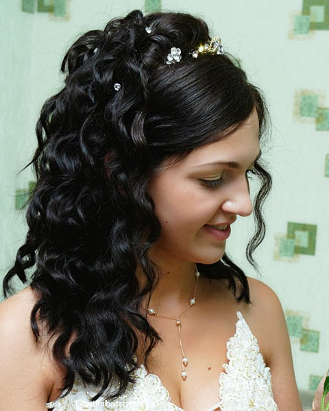 wedding hairstyles for curly hair Caring for Curly Hair