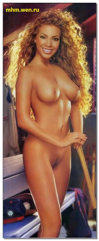Beyonce Knowles nude topless