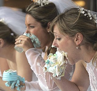 Craziest Brides You'd Have Seen!