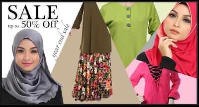 Supplement | Kesihatan | Baju | Tudung | Muslimah | Sungai Buloh | Sales | Cantik | Menawan | Syariah