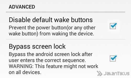Buka Kunci Smartphone Dengan Kombinasi Tombol Volume - Selo Aji