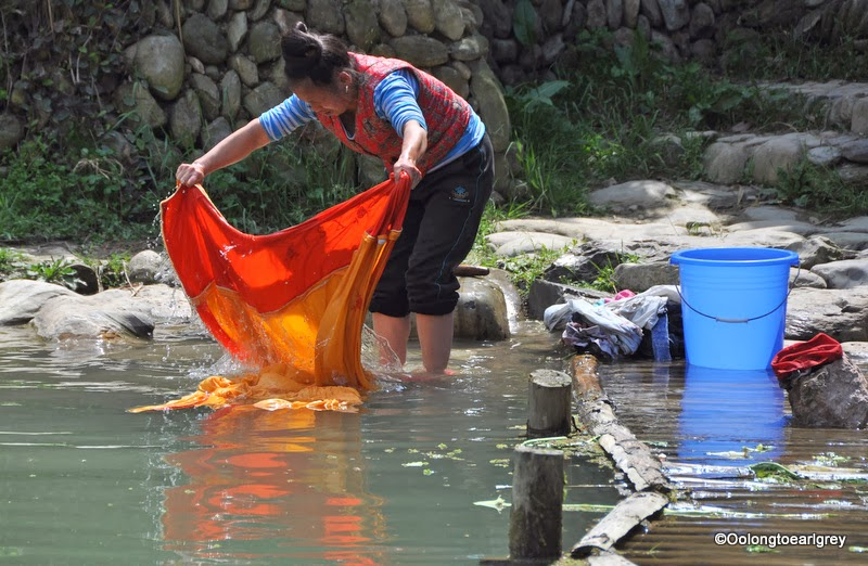 Washing, Guizhou, China