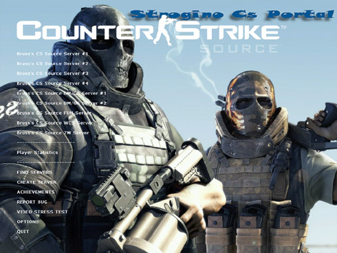 how to play counter strike source online with hamachi