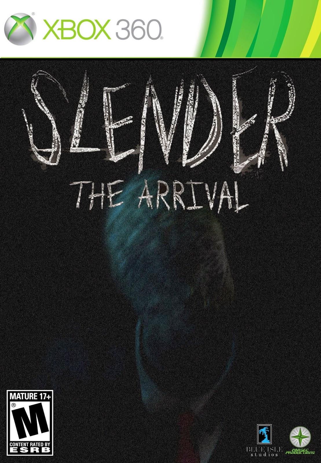 Slender The Arrival XBOX 360 Descargar