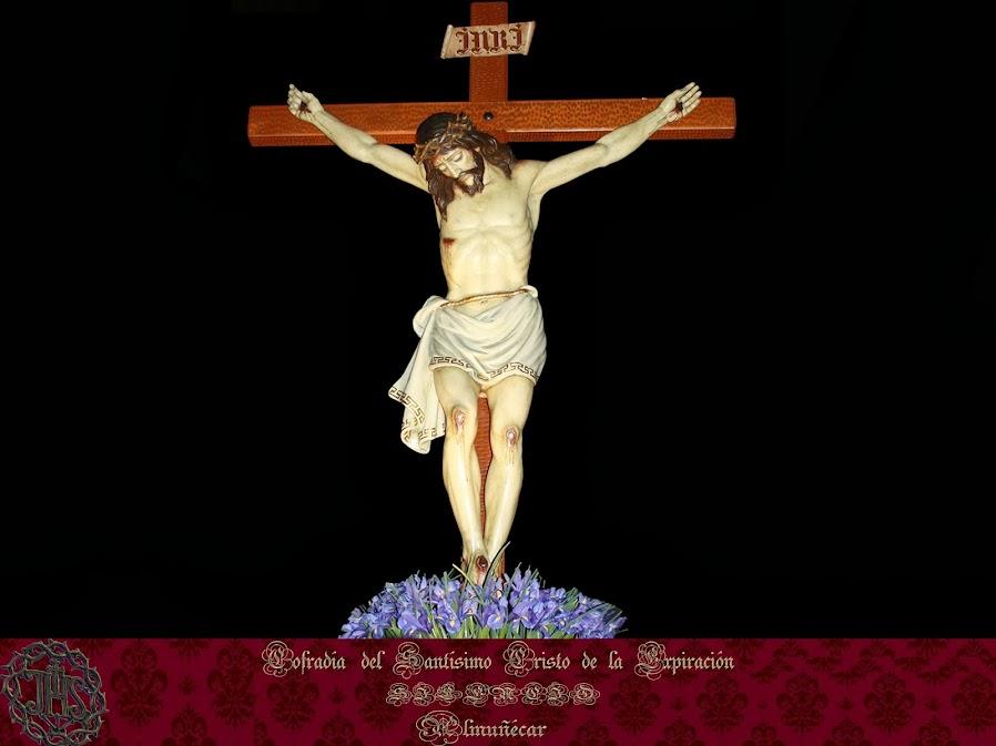 Cofradía del Santísimo Cristo de la Expiración (Silencio) Almuñécar