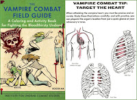 The Vampire Combat Field Guide by Roger Ma