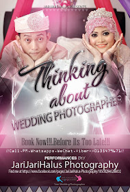 BOOKING WEDDING PHOTOGRAPHER