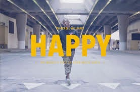 Lirik Lagu Pharrell Williams - Happy + CHORD GITAR