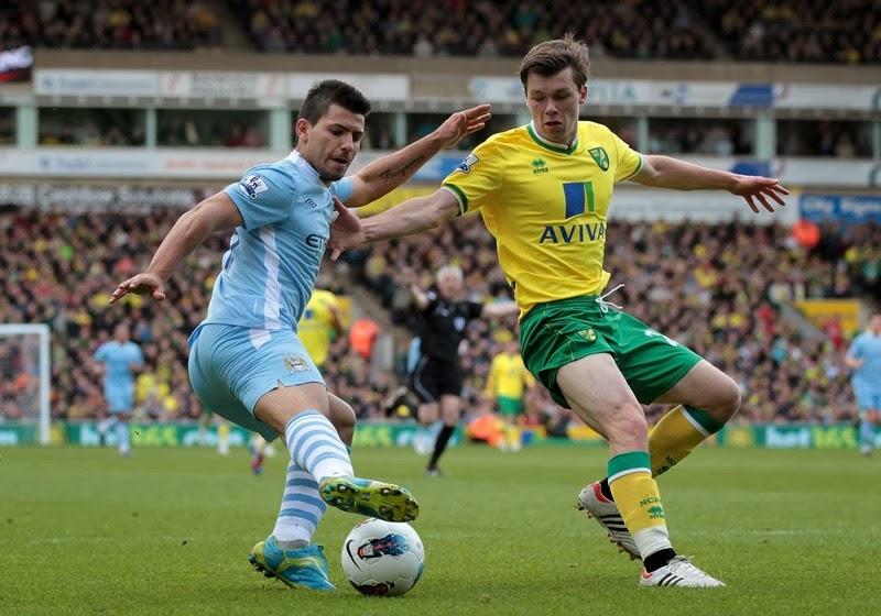 Prediksi Norwich City vs Manchester City
