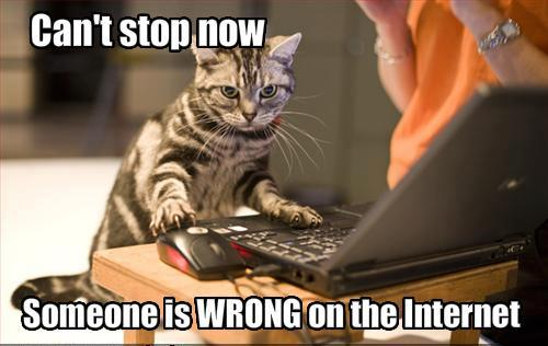 [Image: Can%27t+stop+now+someone+is+wrong+on+the+internet.jpg]