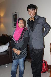 Bersama Artis Malaysia di Anugerah Skrin 2011