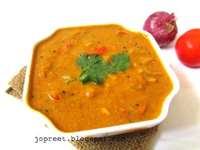 Thakkali Kurma (Tomato Kurma)