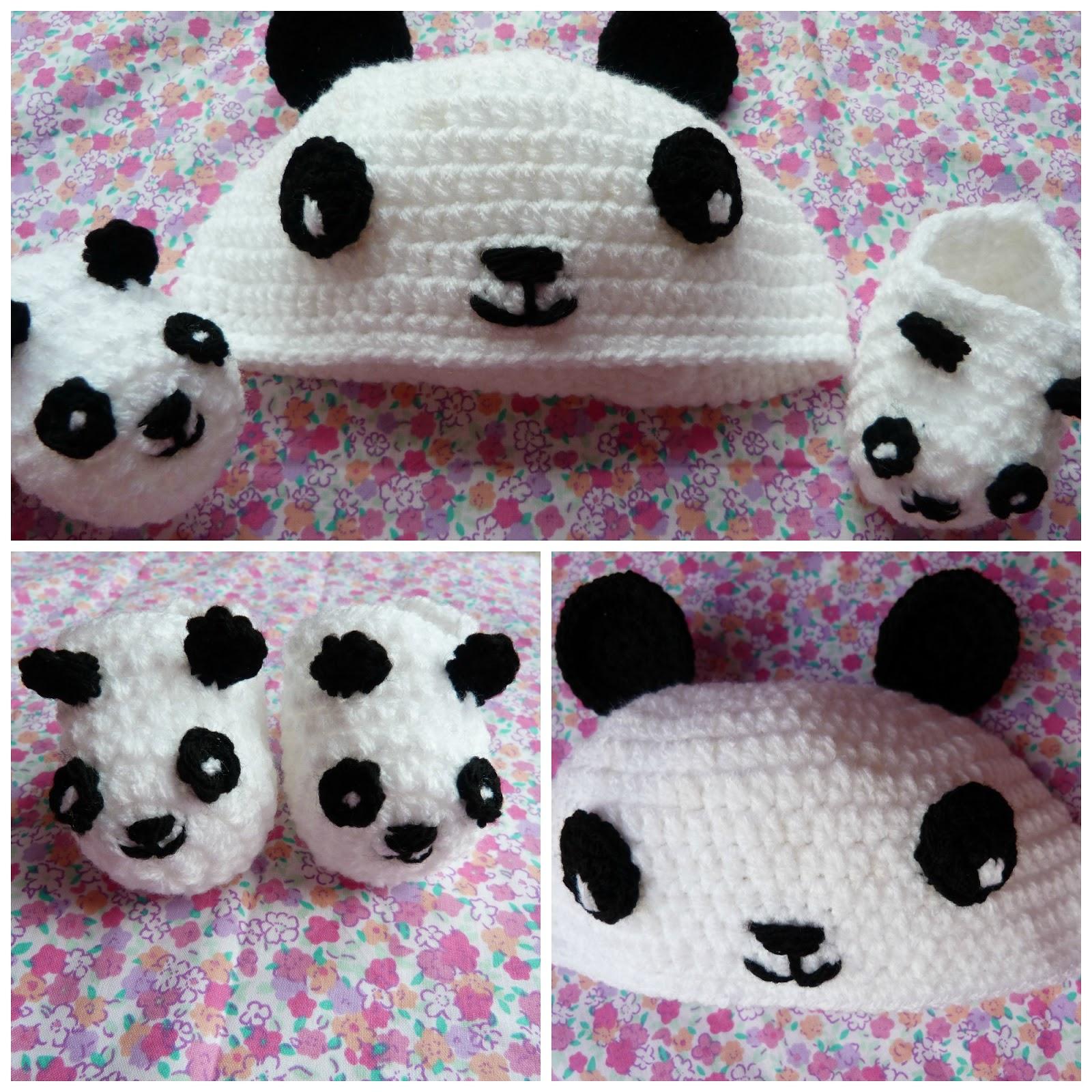 Second Hand Susie: Baby Crochet...Bunny, Cardigan, Viking Hat, Panda ...
