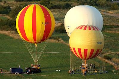 Gasballoons